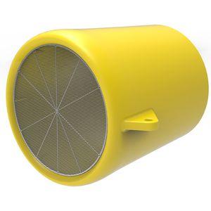 bouée pour la filtration des microplastiques