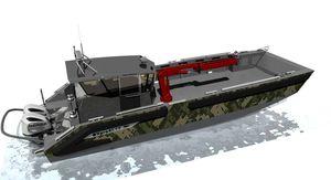 bateau professionnel bateau de sauvetage / bateau de surveillance / bateau de travail / bateau utilitaire