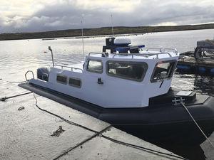 bateau professionnel bateau militaire / bateau de surveillance / bateau de recherche et sauvetage / bateau de recherche scientifique