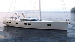 sailing-yacht de croisière / traditionnel / cockpit ouvert / 3 ou 4 cabines