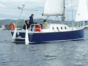 sailing-yacht de grande croisière