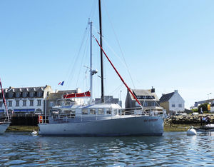 motor-yacht de pêche