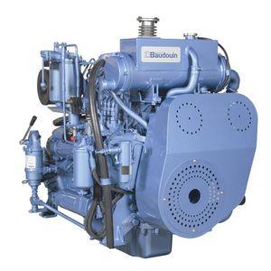 moteur in-bord / diesel / pour bateau professionnel / turbo