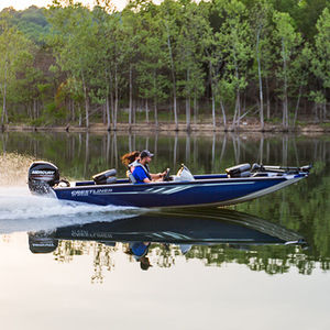 crappie boat hors-bord