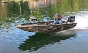 jon boat hors-bord