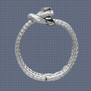 manille pour voilier textile / en inox / en Dyneema®