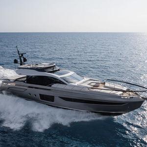 motor-yacht de croisière / à fly / IPS / PRV