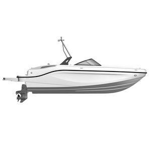 deck-boat hors-bord / de wakeboard / de ski nautique / de pêche sportive