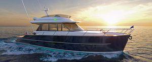 motor-yacht de pêche sportive