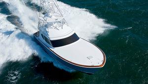 motor-yacht de pêche sportive / convertible / à fly / coque planante