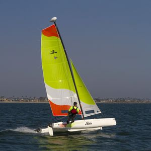 catamaran de sport de loisir / école / multiple / cat boat