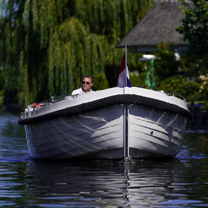 barque in-bord / open / à console centrale