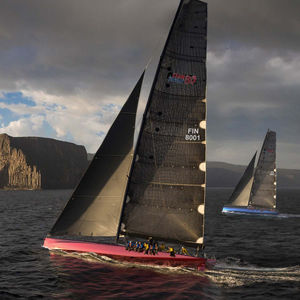sailing-yacht de régate