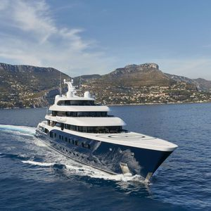 super-yacht sur mesure
