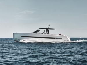 motor-yacht de croisière / open / 2 cabines