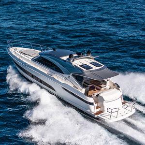 motor-yacht de sport / offshore / hard-top / IPS