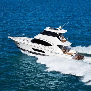motor-yacht de croisière / offshore / de pêche sportive / à fly fermé