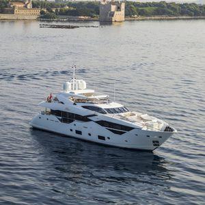 super-yacht de sport