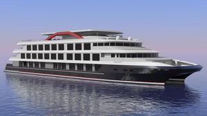 paquebot catamaran
