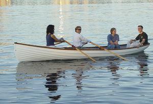 canot à rames de loisir