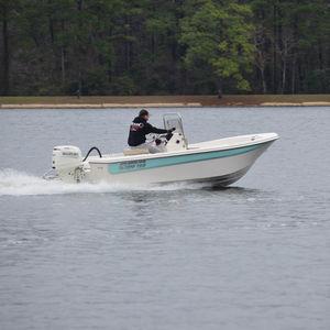 bay boat hors-bord