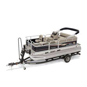 bateau ponton hors-bord / électrique / de pêche sportive / max. 7 personnes
