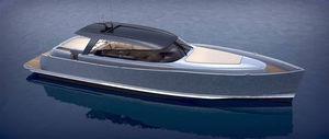 motor-yacht de sport / open / 2 ou 3 cabines / semi-custom