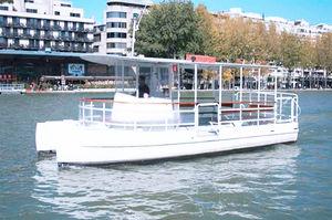 bateau promenade électrique