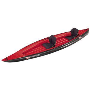 kayak gonflable / de loisir / d'eau calme / de rivière