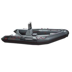 bateau professionnel bateau de support pour la plongée / bateau de recherche scientifique / hors-bord / bateau pneumatique semi-rigide