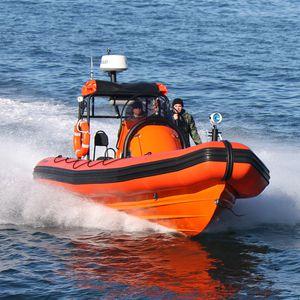 bateau de sauvetage