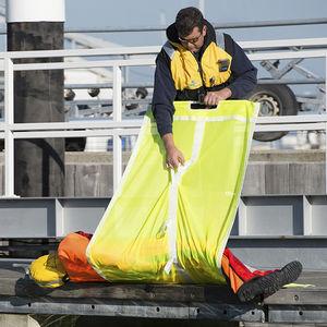 filet pour canots de secours