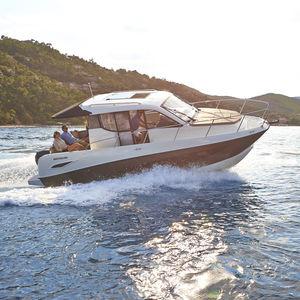 cabin-cruiser hors-bord / hard-top / max. 10 personnes