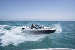 day-cruiser hors-bord / bow-rider / max. 6 personnes
