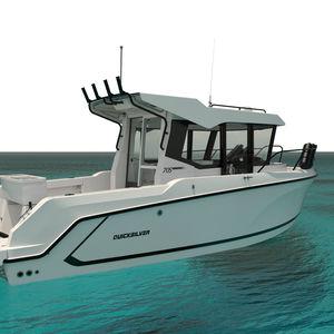bateau de pêche-croisière hors-bord