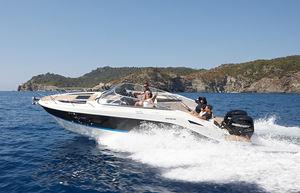 cabin-cruiser hors-bord / bimoteur / open / max. 9 personnes