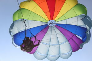 parachute ascensionnel 1-2 places