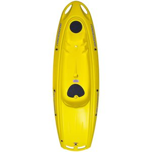 kayak sit-on-top / rigide / de loisir / surf