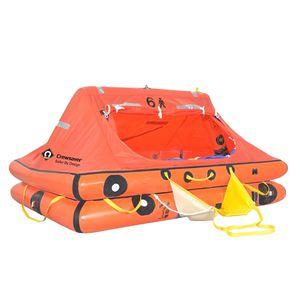 radeau de survie pour bateau