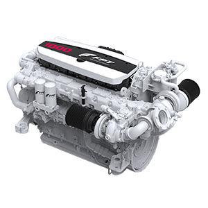moteur in-bord / plaisance / professionnel / diesel