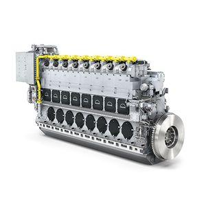 moteur à gaz pour navire