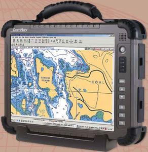 panel PC pour navire / portable / résistant aux vibrations