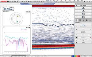 écho-sondeur pour études hydrographiques / multifaisceau / haute résolution