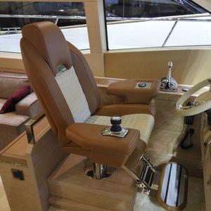 siège pilote / baquet / pour bateau / pour yacht