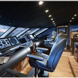 siège pilote / pour bateau / pour navire / pour yacht