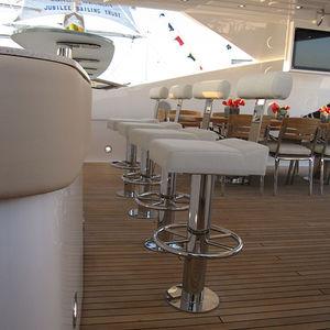 tabouret de bar pour bateau