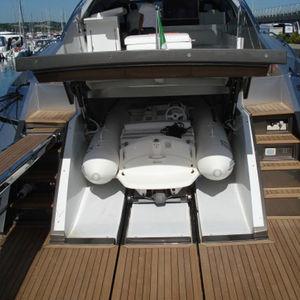 porte pour yacht