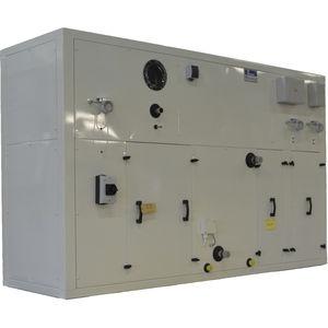 système de traitement d'air / pour navire / avec filtre