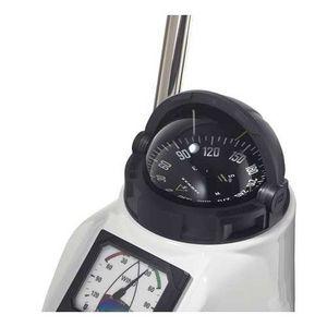 compas de route pour bateau / magnétique / horizontal / sur fût