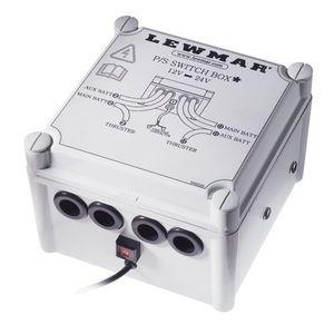 interrupteur pour bateau / pour propulseur / pour circuit électrique